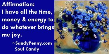 Soul Candy positive affirmations and memes