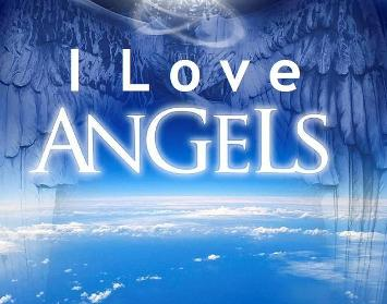 I Love Angels - pictures of angels